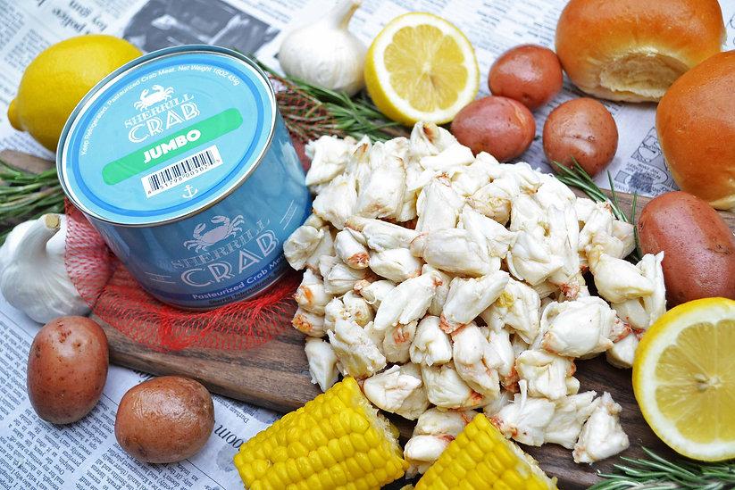 Crab Meat Jumbo Lump