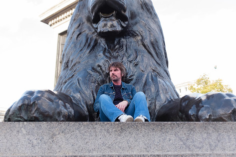 Trafalgar Square, London, 2017