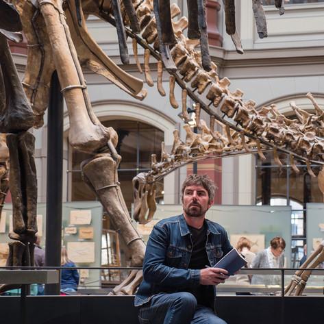 Naturkundemuseum, Berlin, 2016