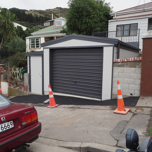 Garages & Sleepouts