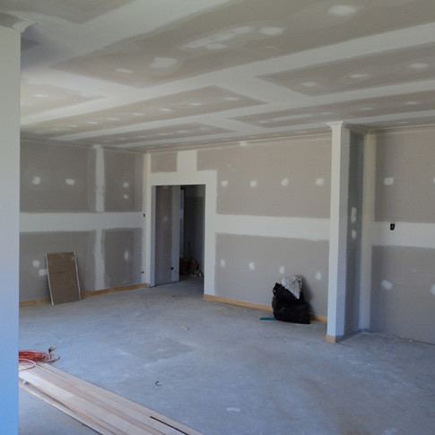 Plastering and GIB Works