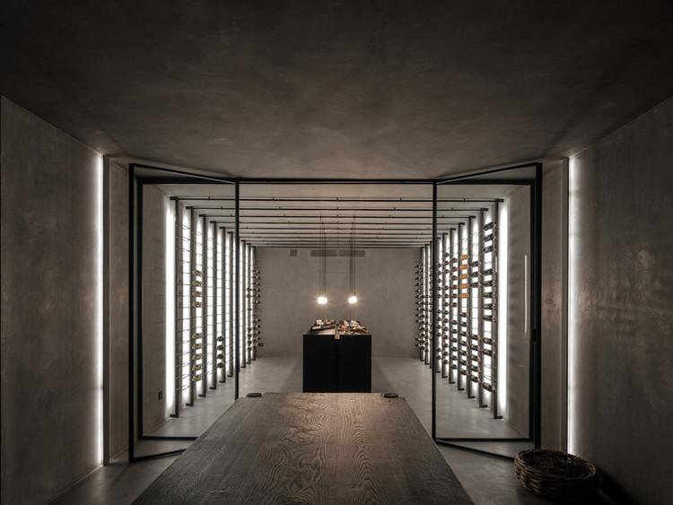 Wine Cellar - Belgium