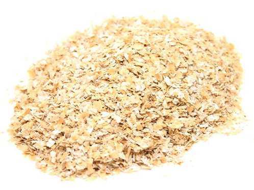 WHEAT BRAN - from Raw Natural Grains - 1/2lb