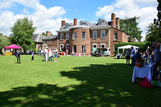 Wotton House International School event