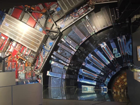 Wotton House International School students hunt for the Higgs boson at CERN