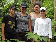 Ninoshhka, Yadira, Gabriela, Gilmarie