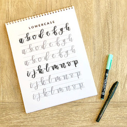 Shelly's Lettering Guide