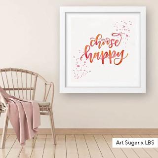 Art Sugar x LBS