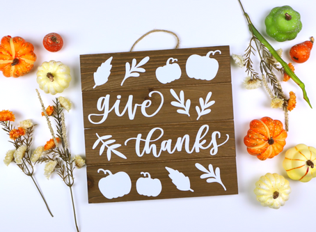 How to Make a DIY Fall-themed Wood Sign