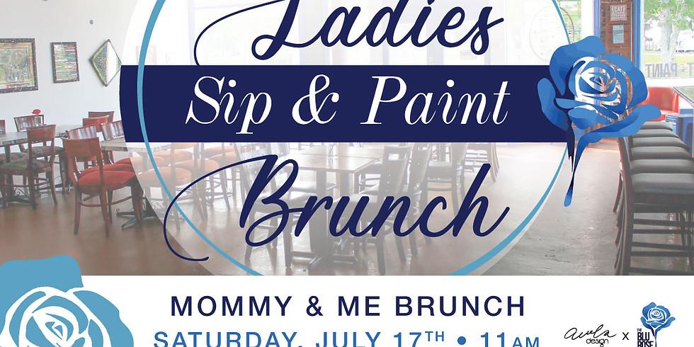 Mommy & Me Sip & Paint Brunch