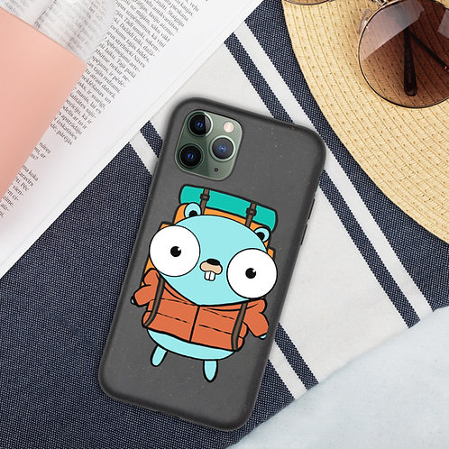 Backpacker iPhone Cases