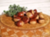 Chestnuts - nutrition