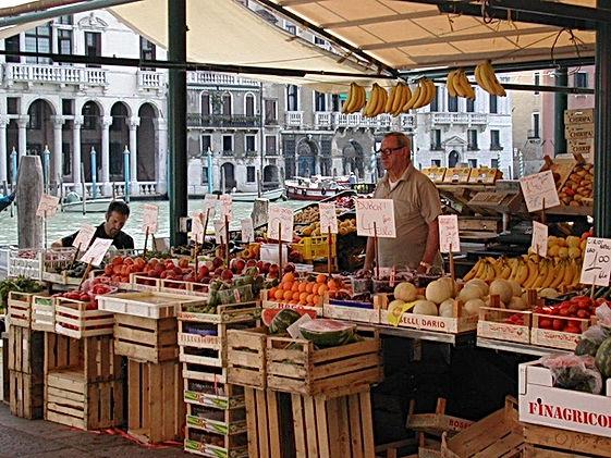 Italian chestnut culture