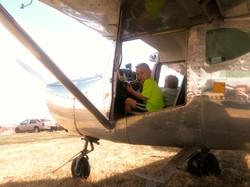 OJ and CD Plane