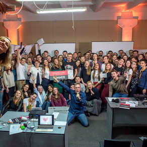 BeWithMe Wins Garage48 Hackathon