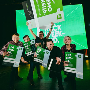 BeWithMe Are The Winners at Global Hack Weekend