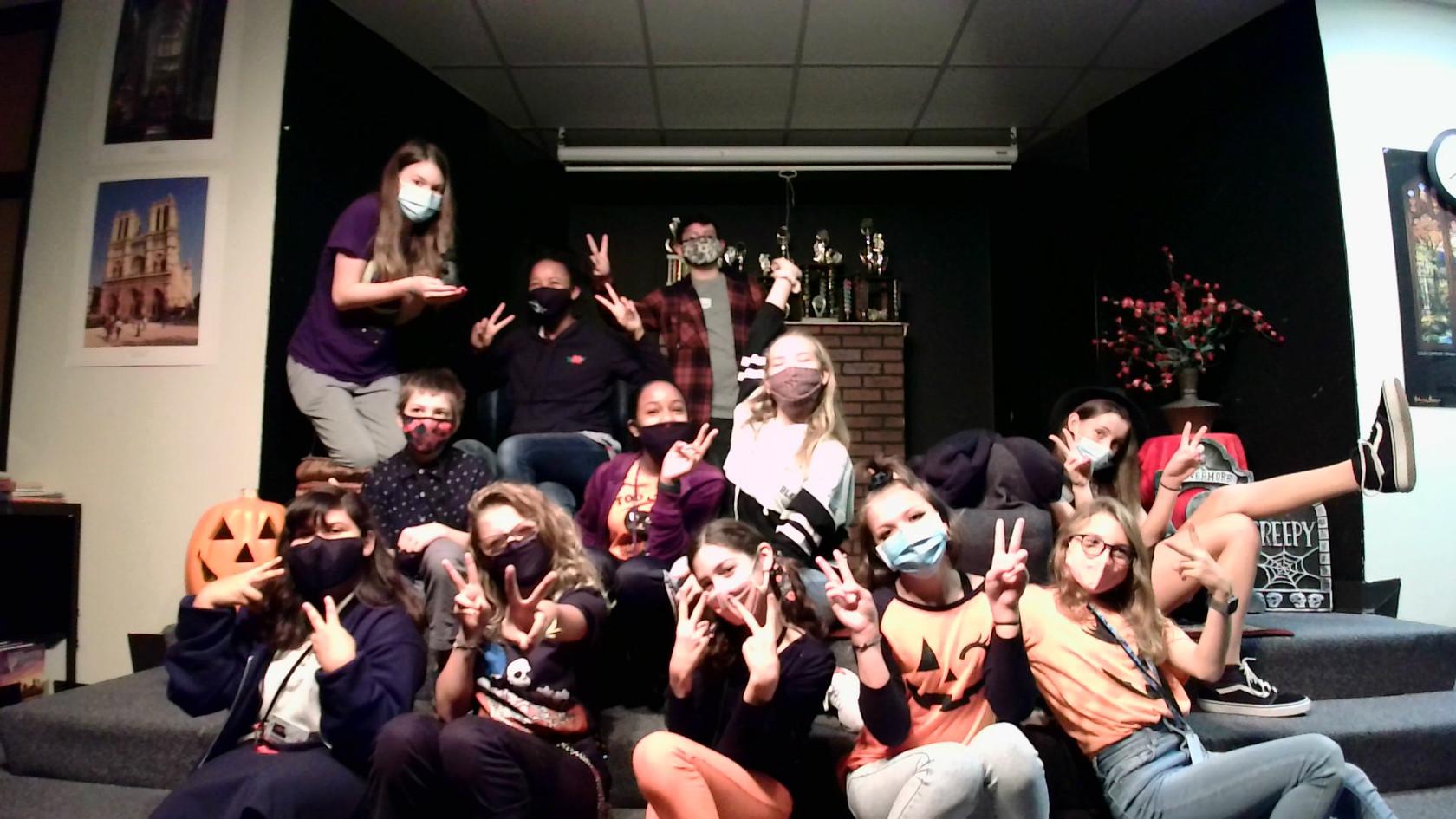 Cast & Crew Silly