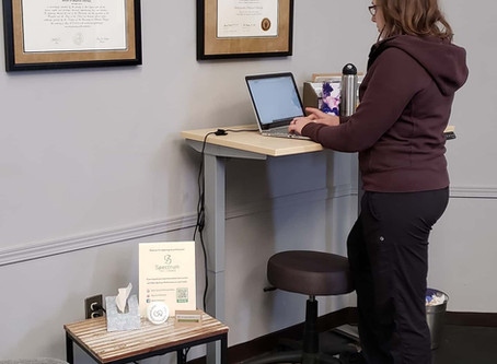 5 Tips for Back & Hip Pain with Sitting