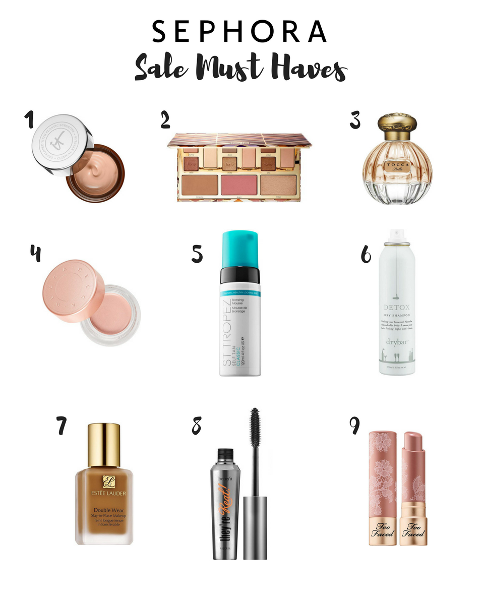 The best things to buy at Sephora's sale.