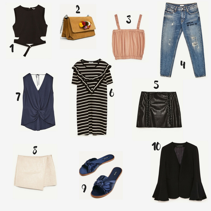 The 10 Items You Need From the Zara Sale