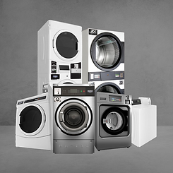 Coin Laundry Machine Distributor