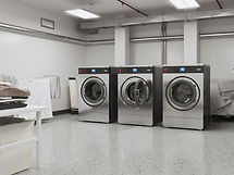COMERCIAL LAUNDRY EQUIPMENT