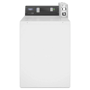 MAYTAG TOPLOAD WASHER, COIN DROP