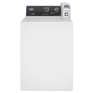 MAYTAG TOPLOAD WASHER, COIN SLIDE