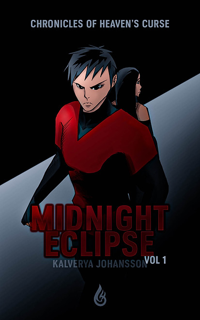 Midnight Eclipse Comic Cover Volume 1.jp
