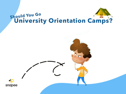 Should You Go To University Orientation Camps?