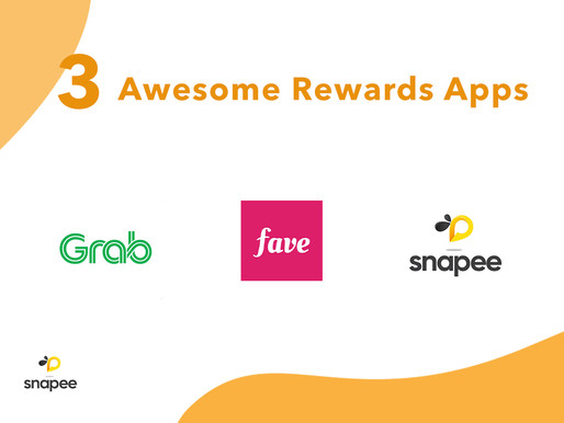 3 Awesome Rewards Apps You Should Know About