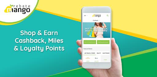 rewards apps rebatemango
