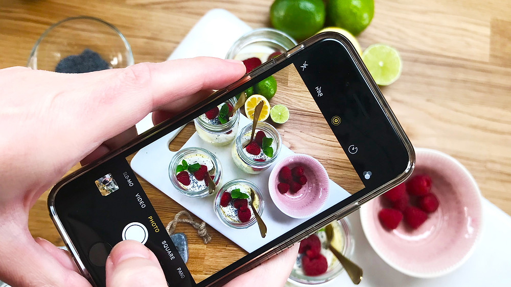 foodie photo editor app