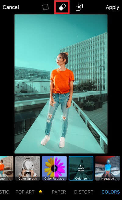 Best photo editor app PicsArt