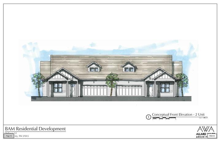 New Development Endangers Historic Home
