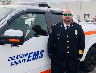 Hudspeth Promoted to Cheatham EMS Director