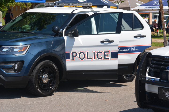 Pleasant View Looking to Hire New Police Officer