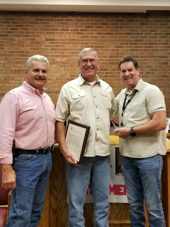 Loxley Retires After 21 Years of Service to Cheatham County Sheriff's Office