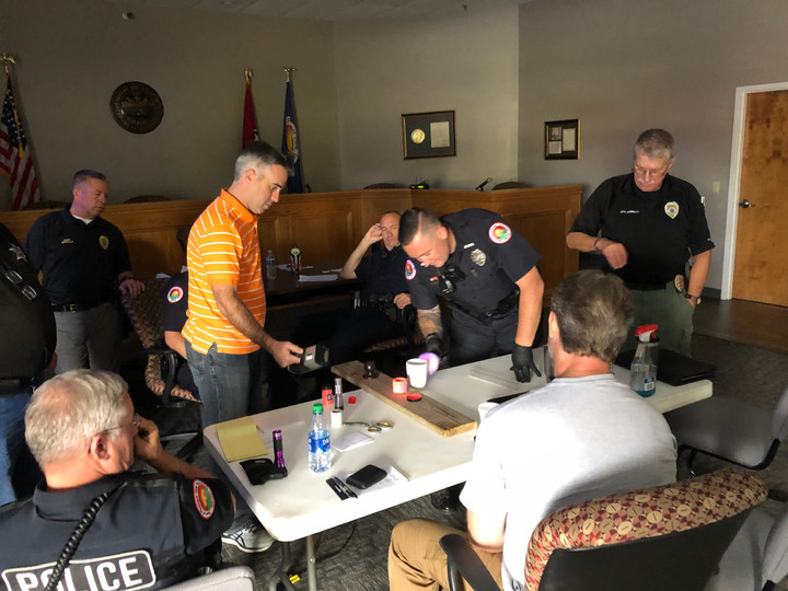 Local Agencies Join Forces for Specialized Training
