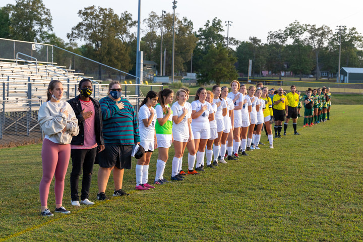 Lady War Eagles Continue to Dominate as Season Winds Down