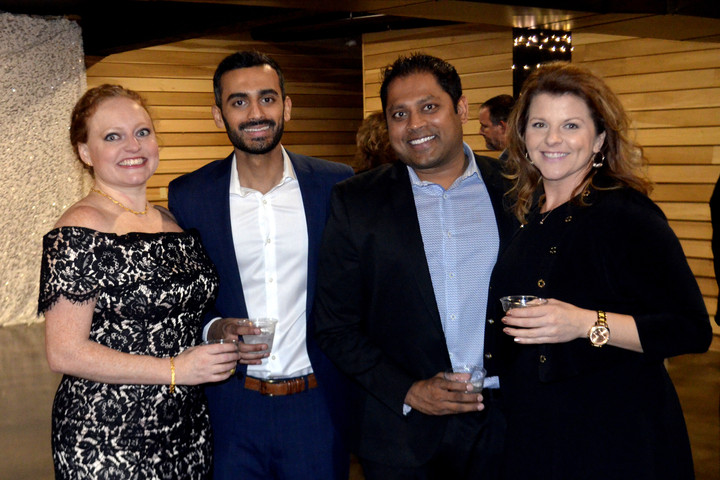 Local Business Owners Network, Enjoy Night Out at Sold-out Chamber Event