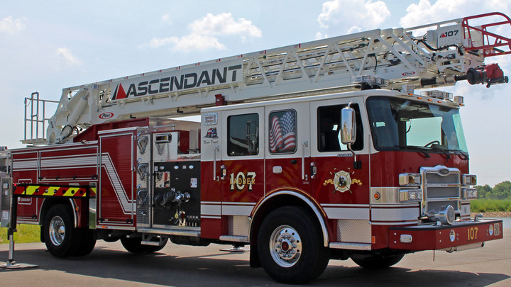 Pleasant View, Coopertown Unite in Joint Effort to Obtain Ladder Truck