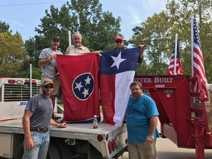 Local Donations Change Lives in Patton Village, Texas