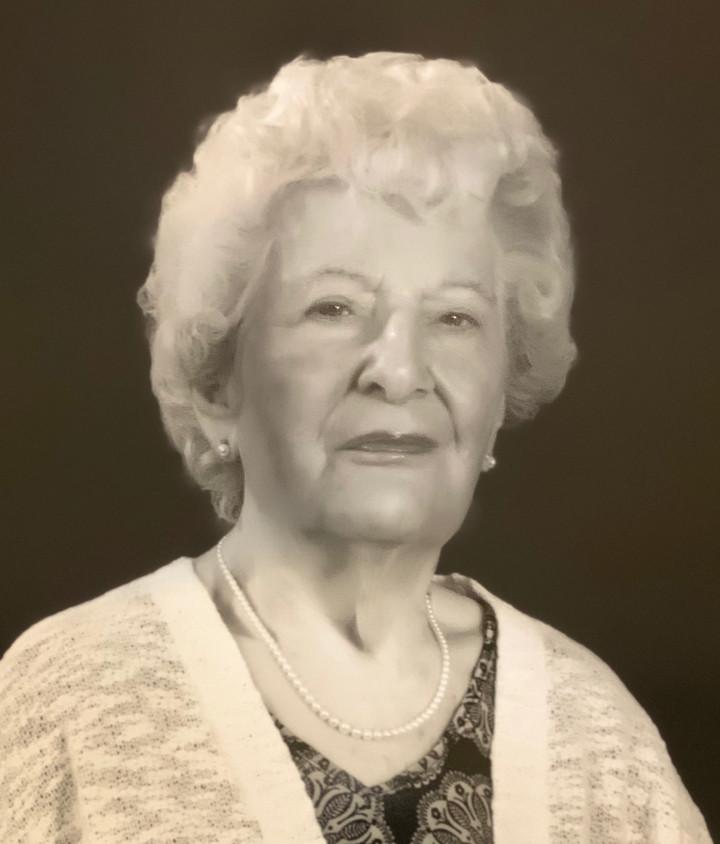 Obituary: Peggy Jean Rowland, 92