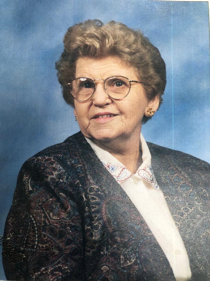 Obituary: Madolyn Iva Johnson Mitchell, 90