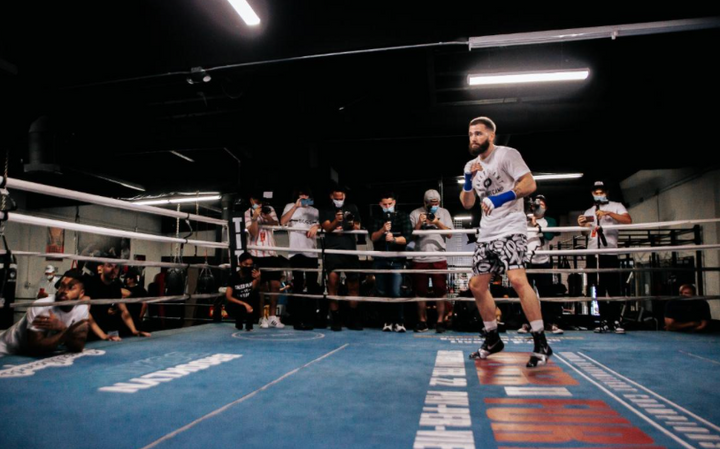 Caleb 'Sweethands' Plant Determined to Make Boxing History