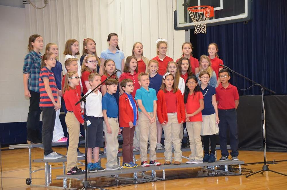 PVCS Choir
