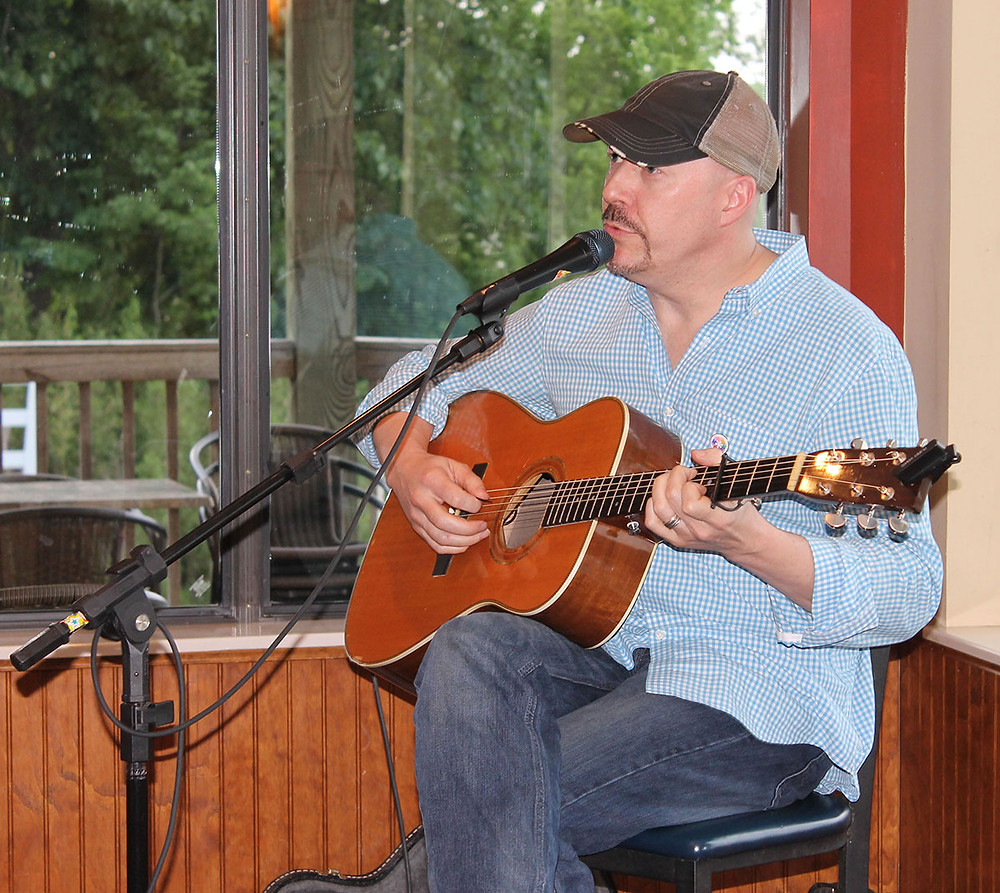 The guest speaker was Doc Holladay, who shared his story of addiction and inspiring road to recovery. Holladay, a singer/songwriter, performed several original songs for those in attendance.