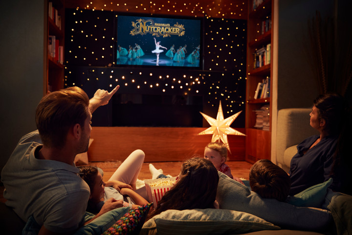 Nashville Ballet Announces Free Televised Premiere of Nashville's Nutcracker This December