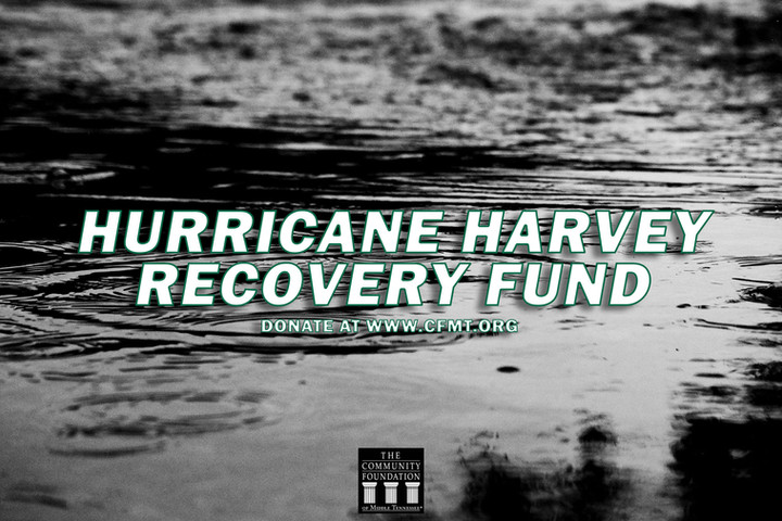 Community Foundation Sets Up Hurricane Harvey Recovery Fund